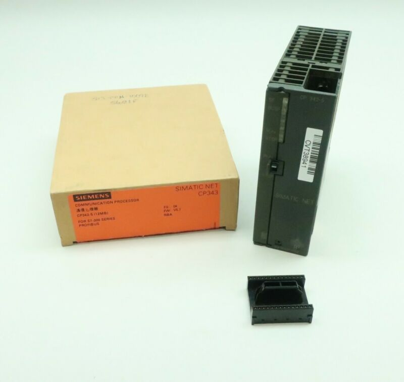 Siemens 6GK7342-5DA02-0XE0 Communication Processor