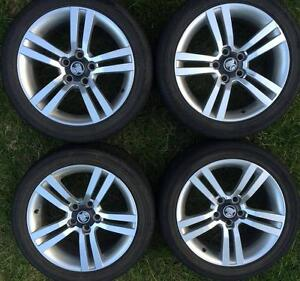 4x Holden Commodore VE 18 inch SV6 SS SSV alloy rims whees 18inch Epping Whittlesea Area Preview