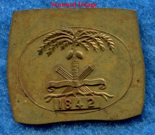 Antique CITADEL 1842 Brass Stamping CADET PIN or SWORD CHARLESTON SC * MC Lilley