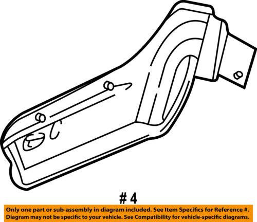 Chrysler Oem Seat Track Seat Trim Ue231d5aa