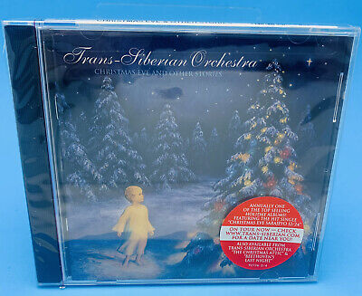 Trans Siberian Orchestra - Christmas Eve And Other Stories CD - NEW