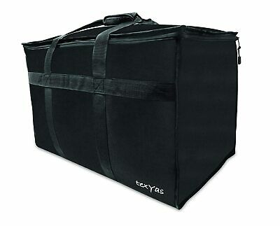 Extra Large Insulated Thermal Food Carrier Delivery Bag Commercial Grade Uber