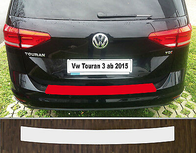 Lackschutzfolie Ladekantenschutz transparent VW Touran, ab 2015