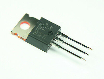 4pcs Vishay International Rectifier Mur1020ct 5a 200v To-220ab Diode Array