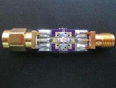 Mini-circuits Hfcn-1810 Evaluation Development Board Sma Pcb Hpf Filter Wdata