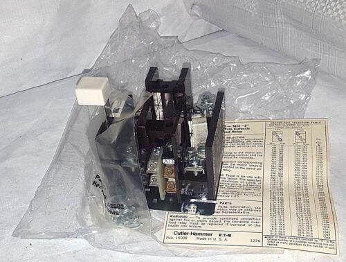 NEW CUTLER HAMMER OVERLOAD RELAY C300 CNA1 30 AMP SER A1