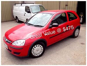 Holden Barina 1.4 LTR SXI manual hatch Glenelg East Holdfast Bay Preview