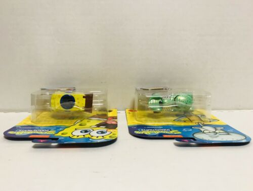 Hot Wheels SpongeBob SquarePants Squidward Cars Mattel 2019 . New. - $17.99