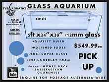 Aquarium Glass 5ft $549 Brand New Doveton Casey Area Preview