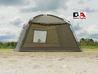 Avid Carp Screen House 3D A0530015 New Avid Gazebo Social Shelter