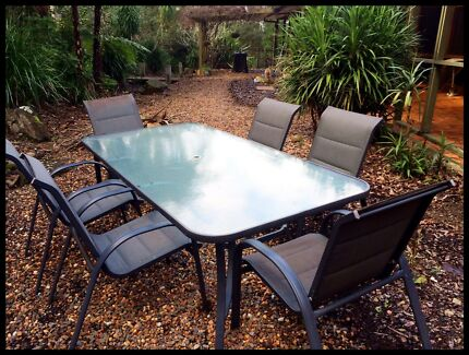 Outdoor Table With Bonus Chairs Part 18