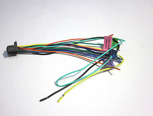 pioneer avic x930bt wire harness new a ebay