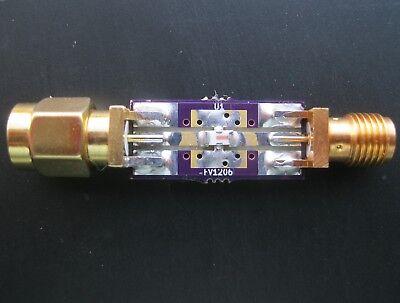 Mini-circuits Lfcn-5000 Evaluation Development Board Sma Pcb Lpf Filter Wdata