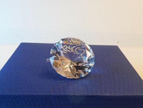 SWAROVSKI 2012 Joining/Renewal Gift – Chaton Ocean Wave Facets 1096758 MIB