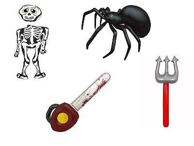 Halloween Party Assorted Inflatables Fancy Dress Accessory or Party Decoration (Halloween Inflatables)