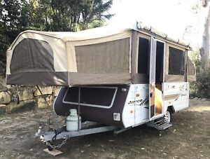 Jayco Eagle Excellent Condition with Full Annex