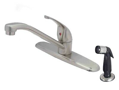 Brigss faucet B1604 With Spary Single handle kitchen faucet Chrome