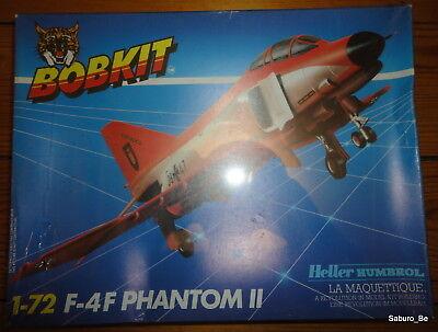 Heller Bobkit 1/72  F-4F Phantom II 53011