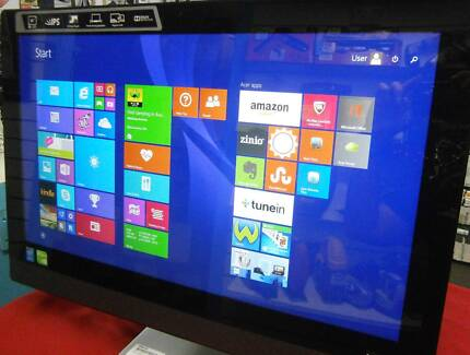 ACER ASPIRE Z3-615 TOUCH SCREEN ALL IN ONE PC