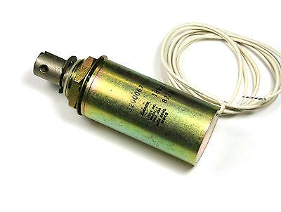 Ledex Tubular Solenoid 189015-001 Heavy Duty 24vdc 8733
