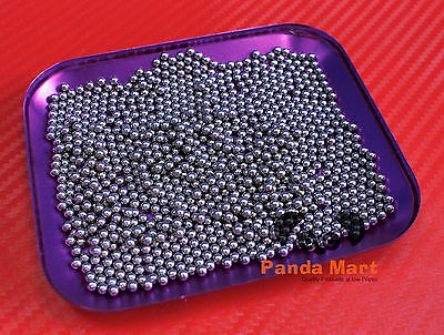 Qty 50 4mm Loose Bearing Ball Hardened Chrome Steel Bearings Balls G16