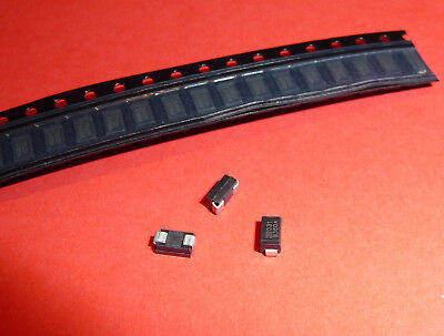 20 Stck Schottky Diode 60v 3a - 55 C To 125 C Smd Diodes B360a 13 F Smt
