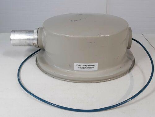 Conair DuraLoad DL12 Central Vacuum Receiver Top & Sequence Valve, 101-681-02