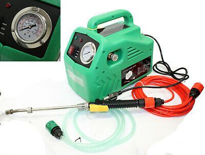 High Pressure Coil Cleaning System 4 Hvac Ac Clean Condenser Evaporator Coils