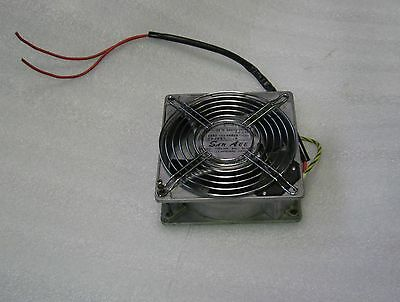 Sanyo San Ace Electric Fan, 109S005, 14/12 W, 100V, Used, Warranty