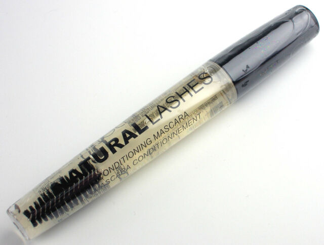 NATURAL LASHES CLEAR MASCARA BROW GEL CONDITIONING EYEBROW GROOMER BY TECHNIC