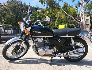 Restored 1973 Honda CB750K2 for sale Freshwater Manly Area Preview