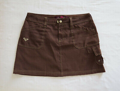 Roxy Rock (ROXY Life Quiksilver Mini-Rock Gr. S 36 38 (4) EWA BEACH Coffee Sommer-Rock)