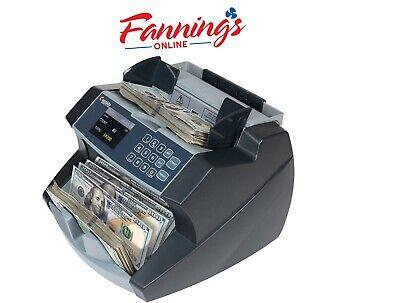 Cassida 6600 Business Grade Money Bill Value Counting Machine Uvmg Detection
