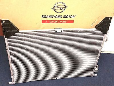 GENUINE SSANGYONG Rexton Air Conditioning Condenser Radiator 6840008200 New
