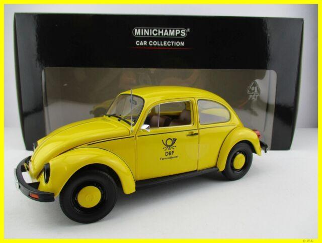 Volkswagen 1200 *  1979 * DBP Fernmeldeamt * Minichamps * 1:18 * NEU * OVP