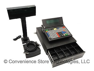 Verifone Ruby Cpu5 Cpu 5 120-key Pos Point Of Sale System P040-03-530