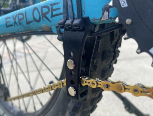 IQ Labs Chain Guide Model 3 Mountain Bike Tensioner Custom Design Custom Colors