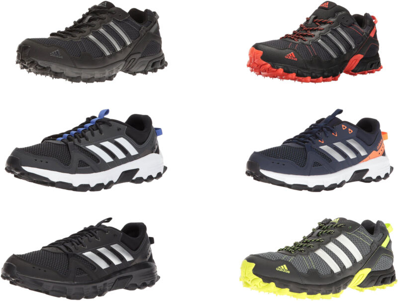 da6b3f37add6f adidas Men s Rockadia Trail Running Shoes