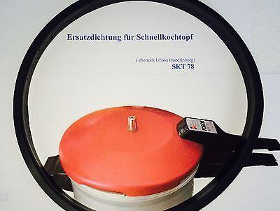 Dichtungsring Foron SKT 78 T-Profil für DDR Schnellkochtopf Dichtring SKT 78