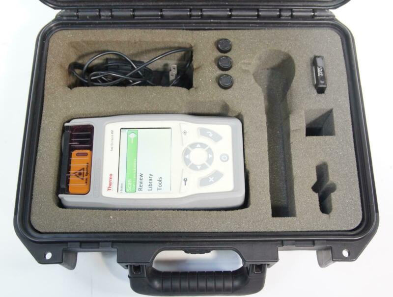 Thermo FirstDefender RM Raman Chemical Identification Spectrophotometer