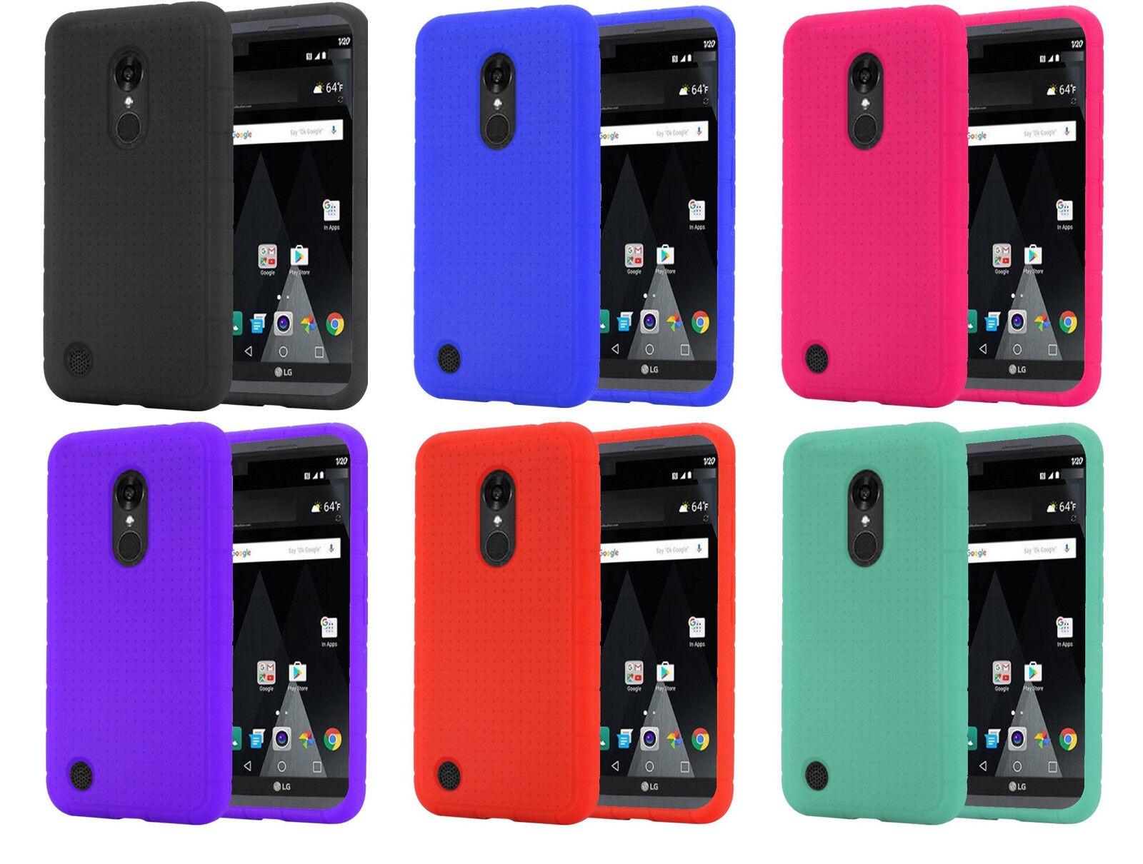Купить Unbranded/Generic LG Rebel 2 LTE L57BL L58VL - Silicone Gel Skin Case Phone Cover For LG Rebel 2 LTE L57BL L58VL