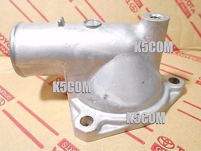 Oem Water Outlet, Thermostat Housing TOYOTA LAND CRUISER HJ60 HJ61  2H 12HT