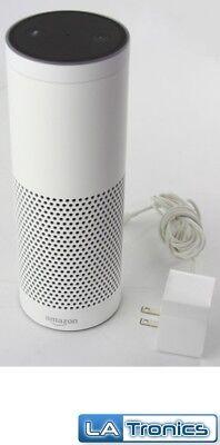 Amazon Echo SK705DI Alexa-Enabled Assistant Bluetooth White Speaker - NO BOX