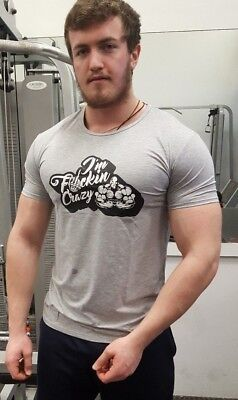 Men Gym Bodybuilding Tank Top Muscle Workout Sports Athletic Clothing t shirts
