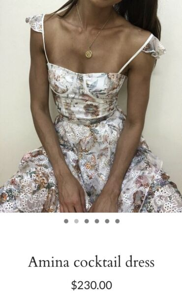 3069a55c4dbe2 Prem the label Amina dress | Dresses & Skirts | Gumtree Australia Tea Tree  Gully Area - Greenwith | 1210205180