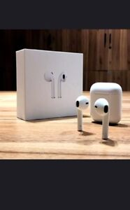 New AirPod twinset with charging dock not from Apple