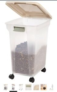 **SOLD** Dog/cat food storage