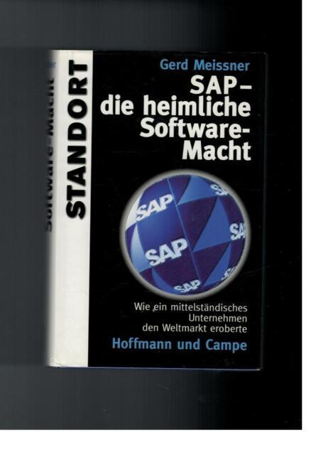 Gerd Meissner - SAP - die heimliche Software-Macht - 1997
