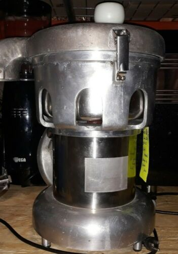 Used Ruby 2000 centrifugal juicer