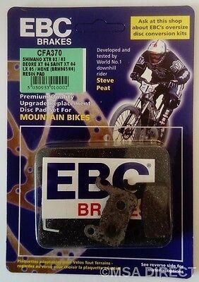 EBC Bicicleta de Montaña Pastillas Freno Para Shimano XTR Deore (M965/966) /...